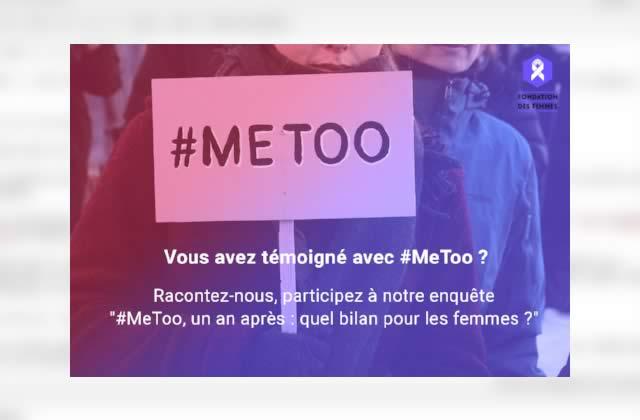 Un an après #MeToo, est-ce que ta vie a changé?