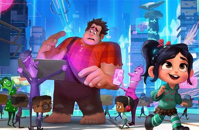 Les mondes de ralph 2 infos images date de sortie - Dessin anime les mondes de ralph ...