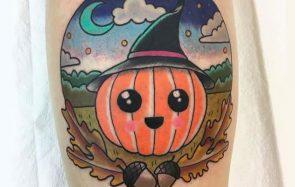 16 tatouages célébrant l'automne qui donnent envie de se faire encrer
