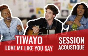 La voix soul de Tiwayo va gentiment te charmer