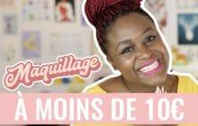 Tuto beauté vidéo — Deux looks pour les fêtes de fin d'année, avec Nocibé !