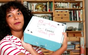 La box madmoiZelle «Rentrée des classes» unboxée à l'aveugle par une lectrice