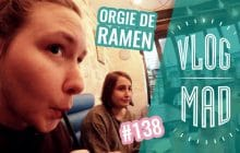 VlogMad n°80—Don du sang, retour de Game of Thrones et poulpe kifépeur