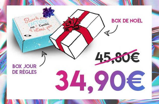 [BOX] Offre spéciale de Noël:2 box madmoiZelle à prix réduit!