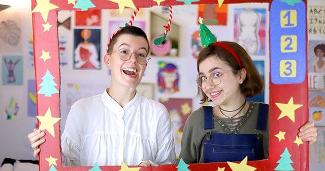Bienvenue dans le tout premier Before de Noël de madmoiZelle !