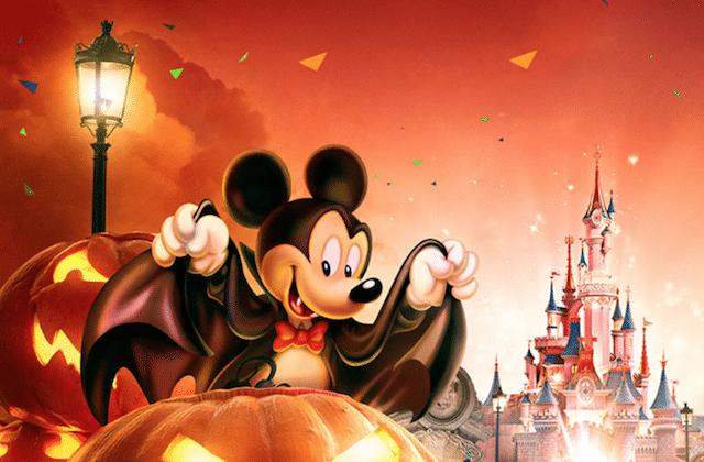 Et si tu t'offrais un Halloween à Disney?