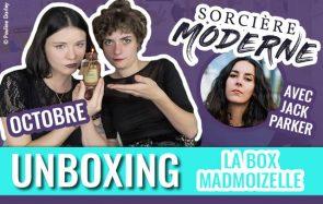 [BOX] Que contient la box Sorcière moderne par Jack Parker ?