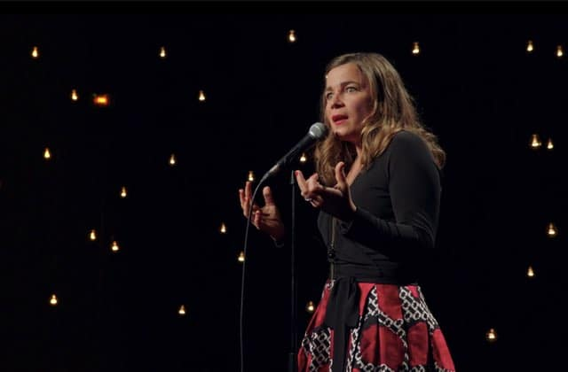 Le spectacle de Blanche Gardin, OVNI du stand-up, est #DispoSurNetflix