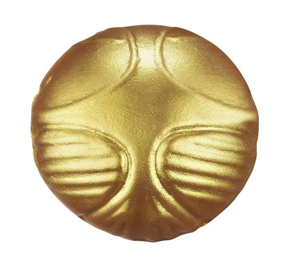 boule de bain vif d'or