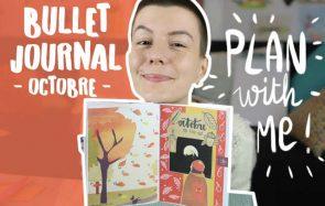 Je t'offre des illustrations pour ton Bullet Journal d'octobre