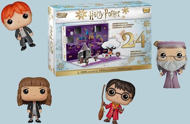 Comment choper ce calendrier de l'Avent pour attendre Noël avec Harry Potter ?