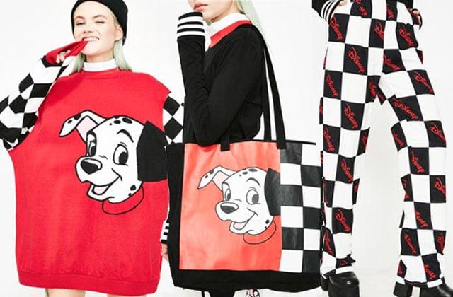 Les 101 Dalmatiens vont te donner un look street et sportswear