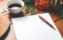 6 raisons d'écrire des lettres à tes proches