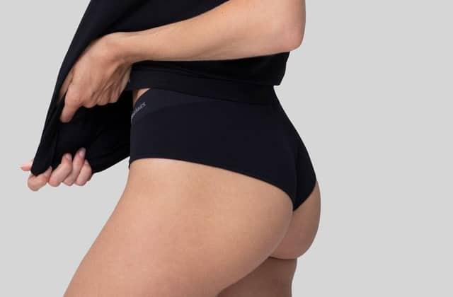 La culotte que tu peux porter PLEIN de fois sans la laver
