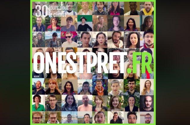 #OnEstPrêt: la mobilisation pour sauver la planète commence le 15 novembre!