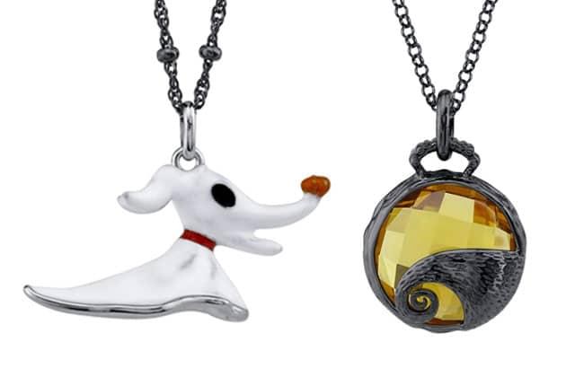 Ces superbes bijoux sont inspirés par L'étrange Noël de Monsieur Jack