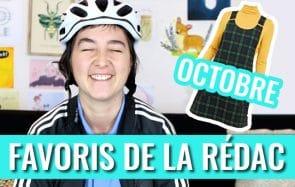 Nos favoris d'octobre avec Elvis le vélo, Kehlani et les robes AVEC DES POCHES