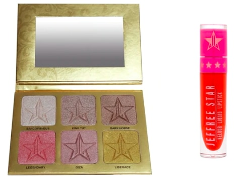 Produits Jeffree Star Cosmetics Marionnaud