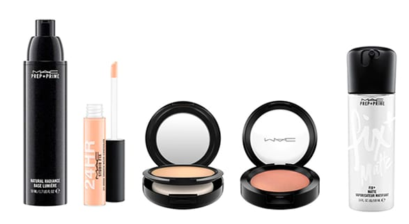 MAC Cosmetics peau à imperfections
