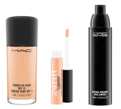 MAC Cosmetics teint méditerranéen