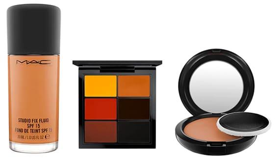MAC Cosmetics teint foncé