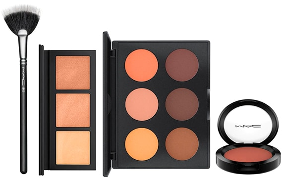 MAC Cosmetics produits contouring highlight sculpt