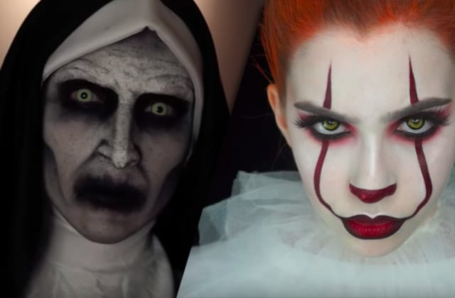 Tuto Maquillage Pour Halloween Selection De Videos Youtube Tutos