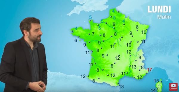 Nouveaux records de températures samedi en France — Météo