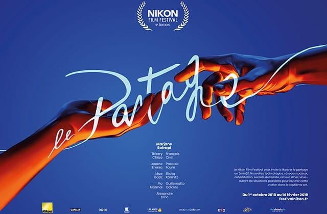 Le Nikon Film Festival 2019, c'est parti !