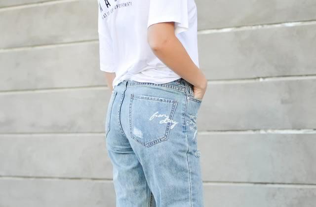 J'ai essayé d'acheter un jean«normal», ça tourne mal