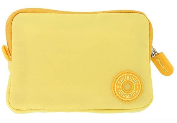 porte monnaie jaune pas cher