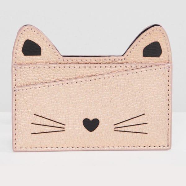 porte monnaie chat pas cher