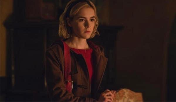 Quand les satanistes s'attaquent au Sabrina de Netflix — Plagiat