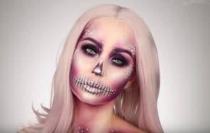 Flippe comme jamais avec les tutos make-up d'Halloween de Marion Caméléon