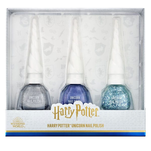 vernis licorne harry potter