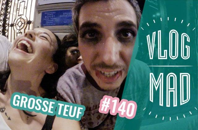 VlogMad 140 — BIENVENUE AU BAL DES SORCIÈRES