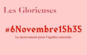 À partir du #6Novembre15h35, les femmes travaillent «gratuitement»