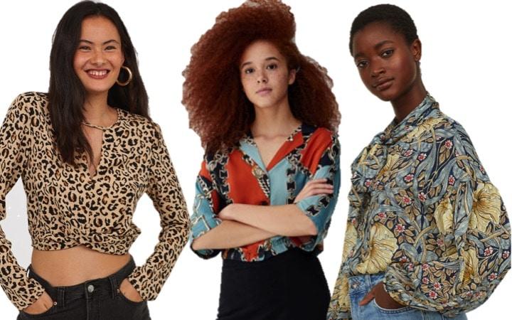 12 chemises pour ton automne !
