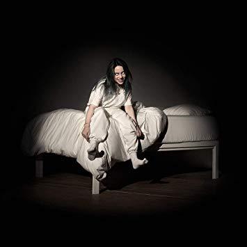 billie eilish when we fall asleep where do we go album cover