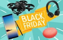 Black Friday 2018 : les bons plans high tech!