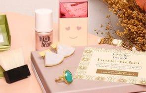 Le super concours Benefit x Emma & Chloé (la box de bijoux!)