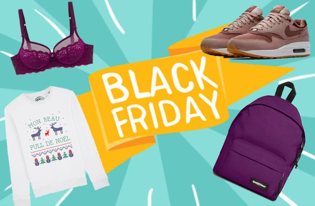 Black Friday 2018 : les bons plans mode !