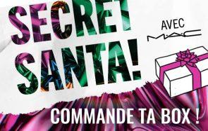 [BOX] Offre (toi) la box Secret Santa pour Noël!