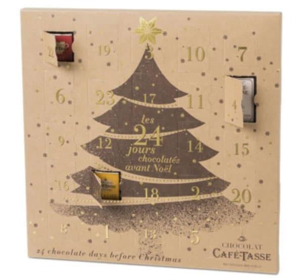calendrier avent café