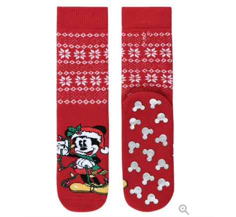 chaussettes mickey