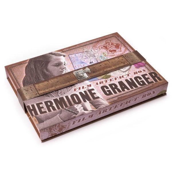 coffret artefacts hermione granger