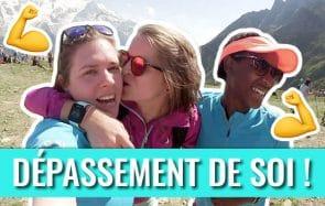 Viens vivre le marathon du Mont Blanc… sans les courbatures!