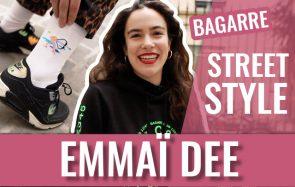 Emmaï Dee (Bagarre) dans mon Street Style préféré!