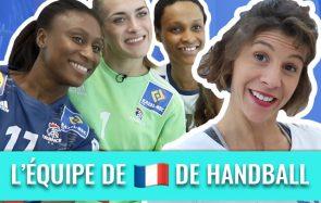 Les handballeuses françaises en finale de l'Euro ce dimanche à 17h30 !