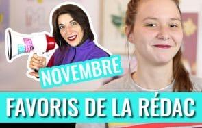 Un mégaphone, Liv Stromquist, les soupes — nos favoris de novembre
